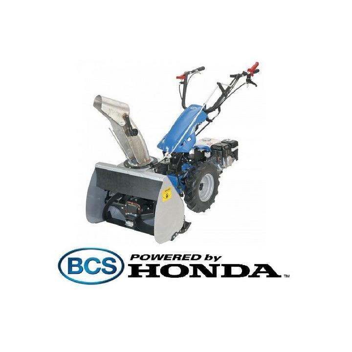 Freza de zapada BCS 615 SL - cu motor Honda