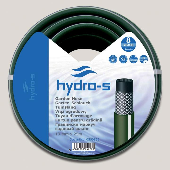 "Furtun pentru gradina Hydro-S 19 mm (3/4"") x 25 m"