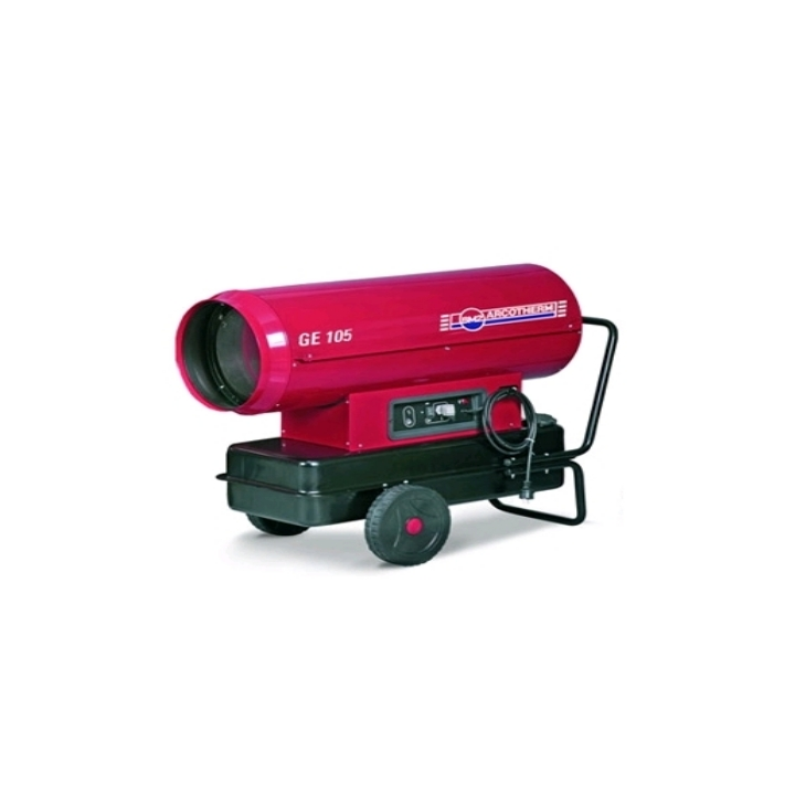 Generator de aer cald Biemmedue GE/S 105 pe motorina