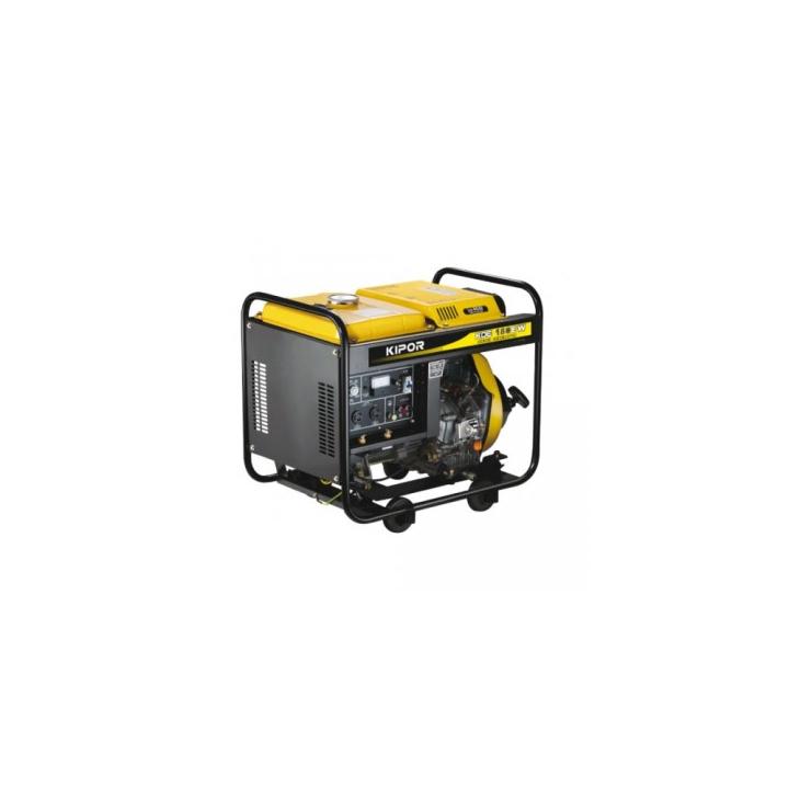 Generator de sudura Kipor KDE180EW