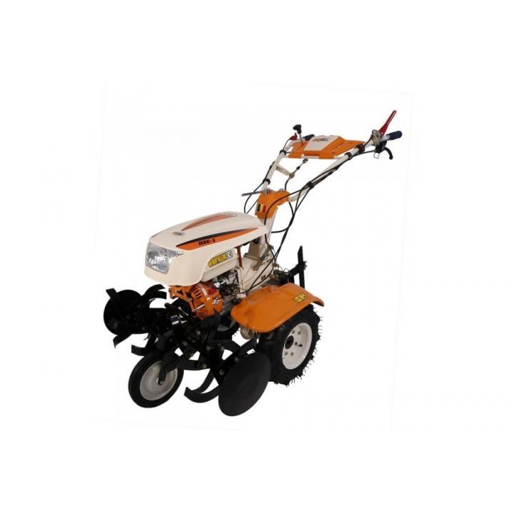 Motocultor O-Mac 1000-S 7cp cu roti