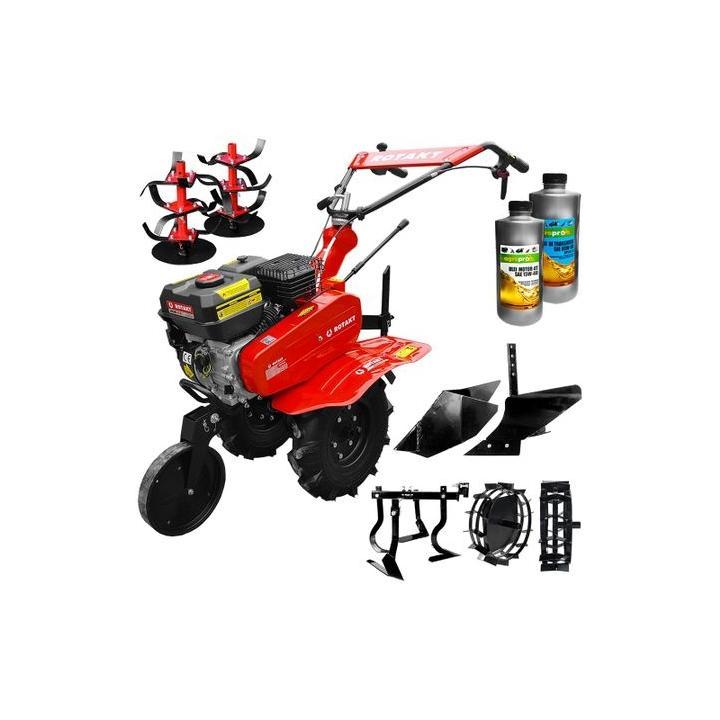 Motocultor Rotakt RO75S (RO75 Eco), 7 cp, benzina