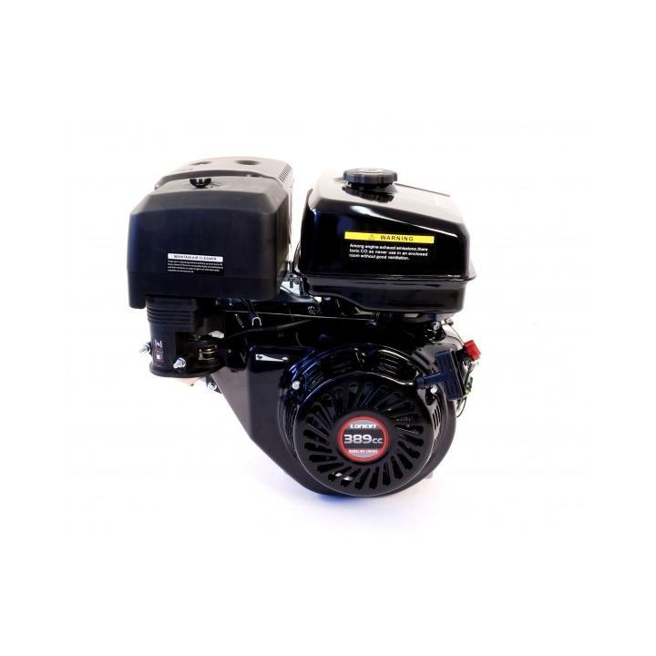 Motor 13cp cu reductor Loncin G390F-D