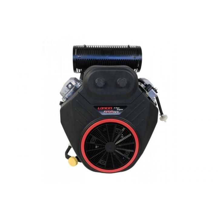 Motor ax vertical V-Twin Loncin 22cp (A)