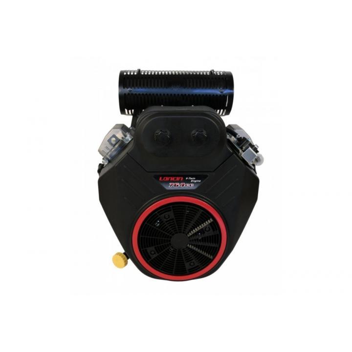 Motor ax vertical V-Twin Loncin 25cp (A)