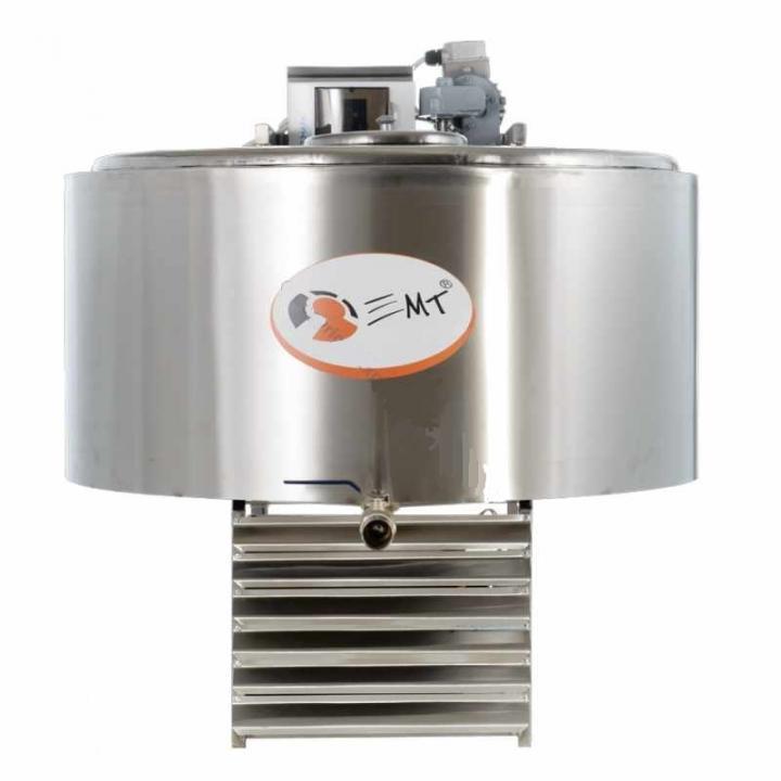 Tanc de racire inox EMT capacitate 200 litri - 230 V