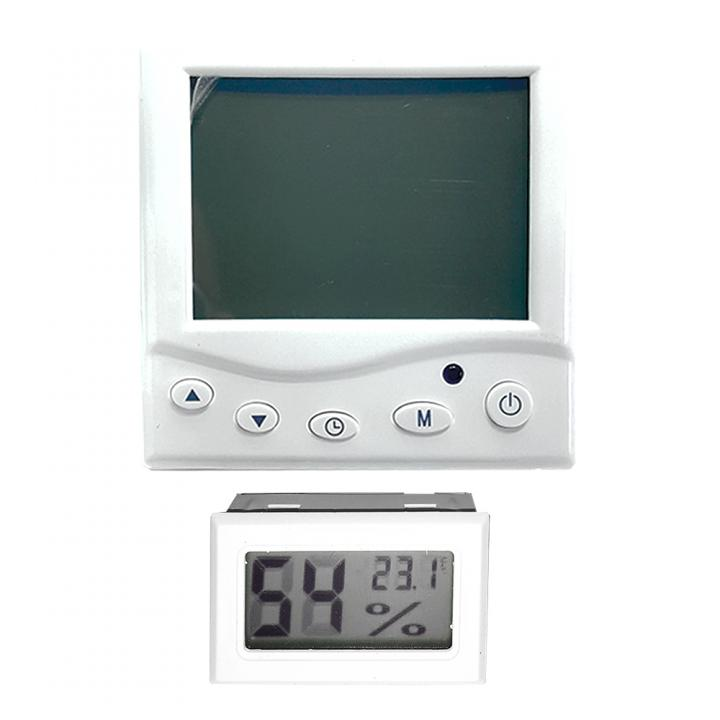 Termostat ambiental Zobo + termometru digital