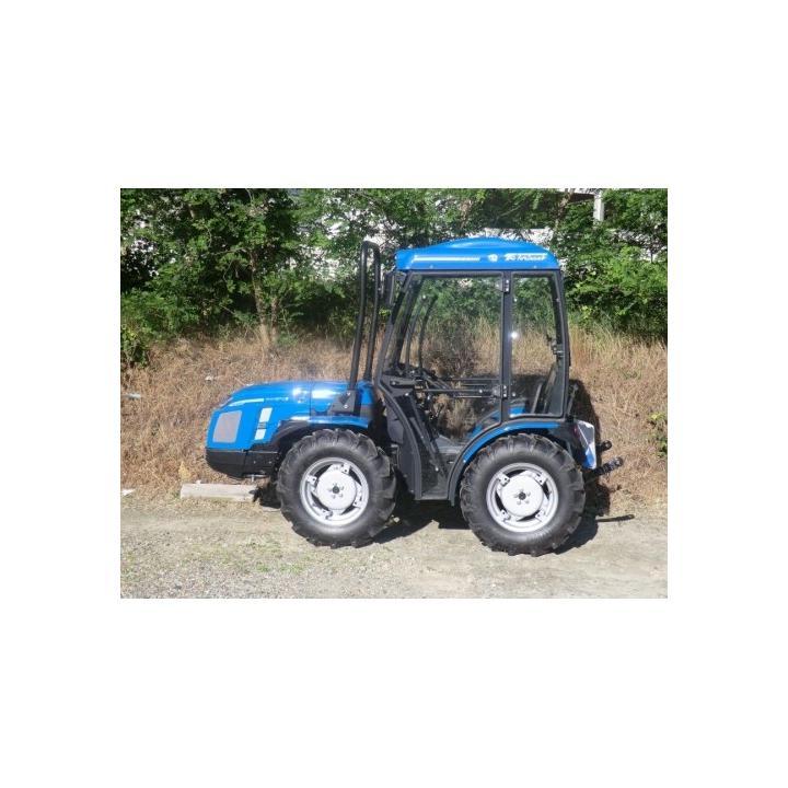 Tractor BCS Invictus K400 RS, roti viratoare