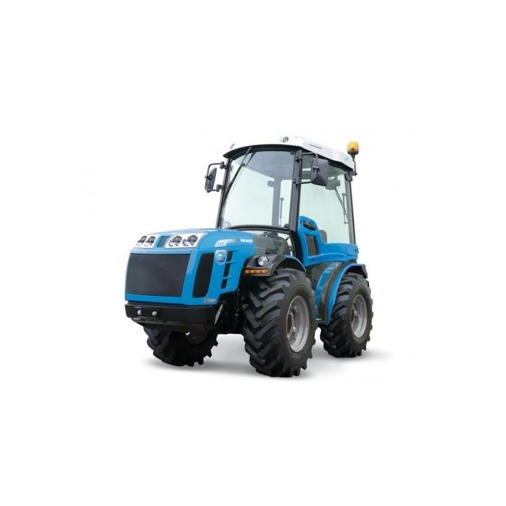 Tractor BCS Invictus K600 AR - cabinat - articulat - 48 CP