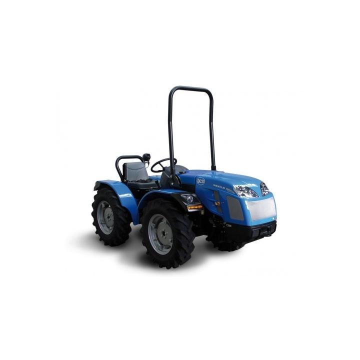 Tractor BCS Invictus K600 AR - reversibil - articulat - 48CP