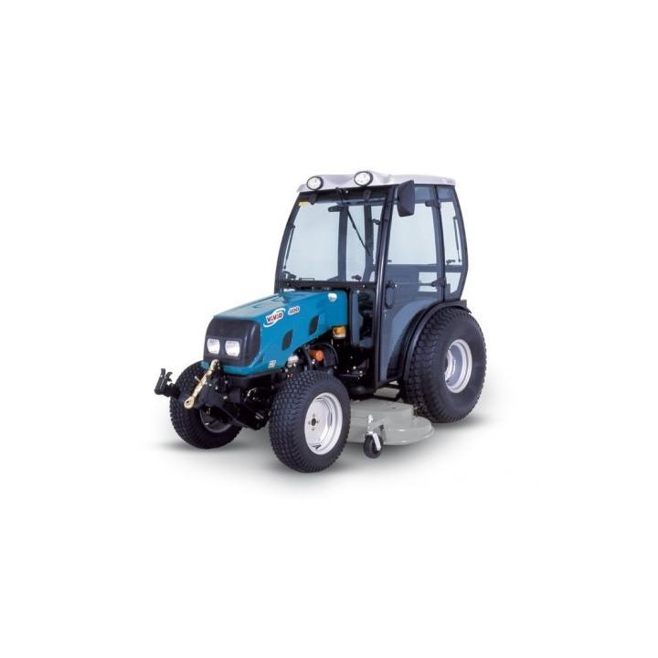 Tractor BCS Vivid 400 - roti viratoare - cabinat - 35 Cp