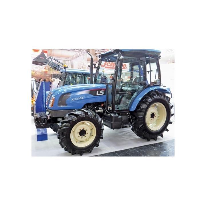 Tractor LS Plus 90 CAB
