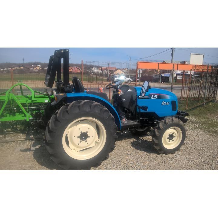 Tractor LS R36i ROPS