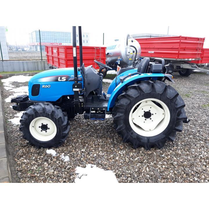 Tractor LS U60 ROPS, 57 CP