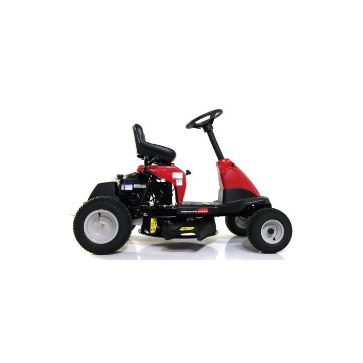 Tractoras tuns gazon MTD Minirider 60 SDE