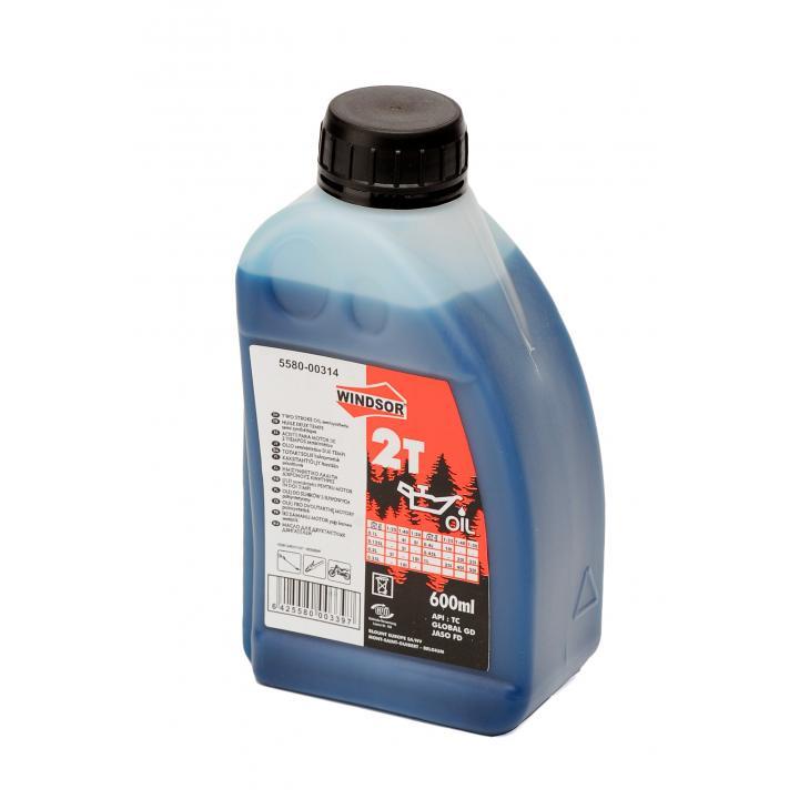 Ulei 2t mix blue - 600ml