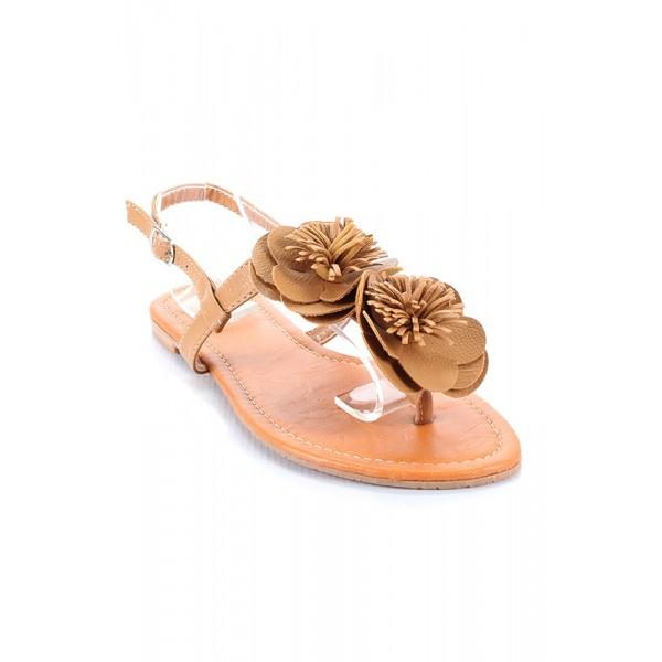 Sandale cu talpa joasa