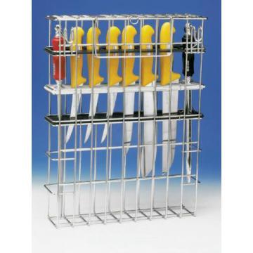 Cosuri din inox pentru sterilizat si depozitat cutite