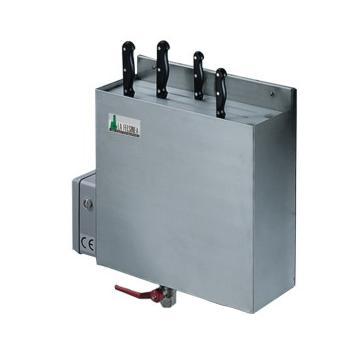 Sterilizator inox cu rezistenta electrica pentru 8-12 cutite