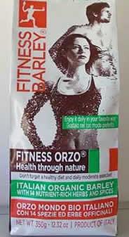 Fitness Orzo
