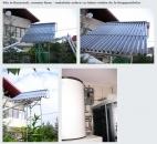 Instalare solare termice