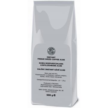 Cafea solubila granulata Satro