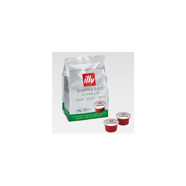 Cafea Espresso Decof MPS (90 capsule)