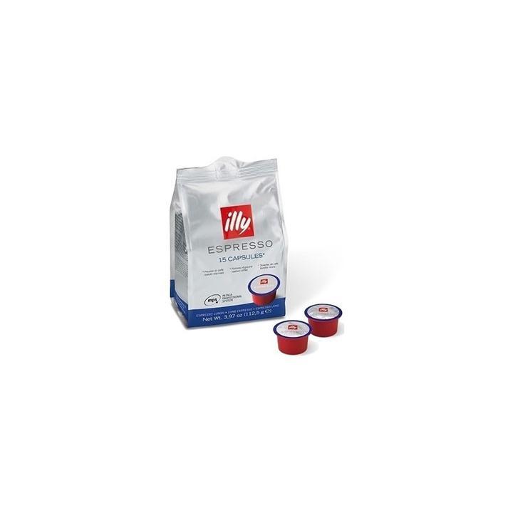 Cafea Espresso Lung MPS (90 capsule)