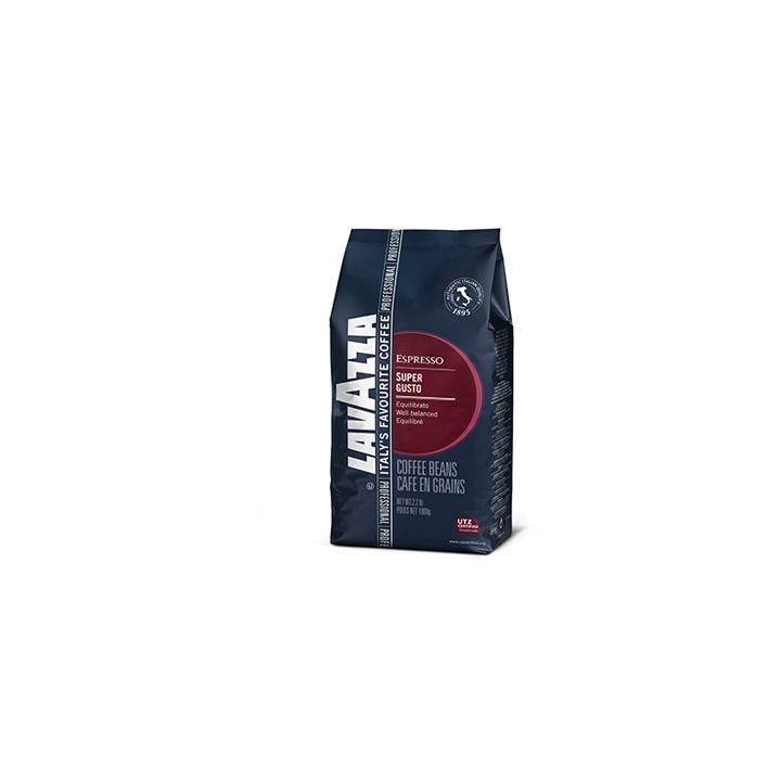 Cafea boabe Lavazza Super Gusto