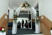 Arcade de flori
