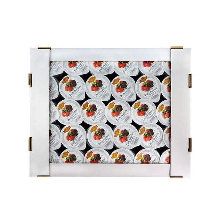 Gem de fructe de padure Edesia 8 cutii x 120 buc./cutie
