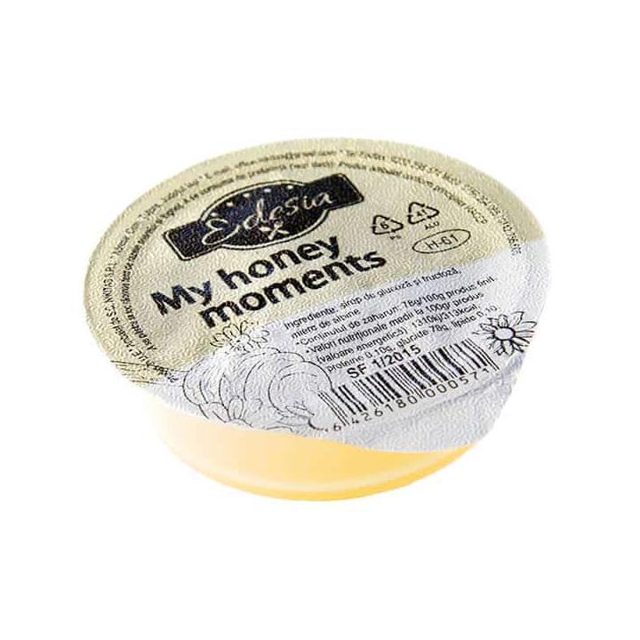 Indulcitor cu miere de albine My honey moments caserola 20g
