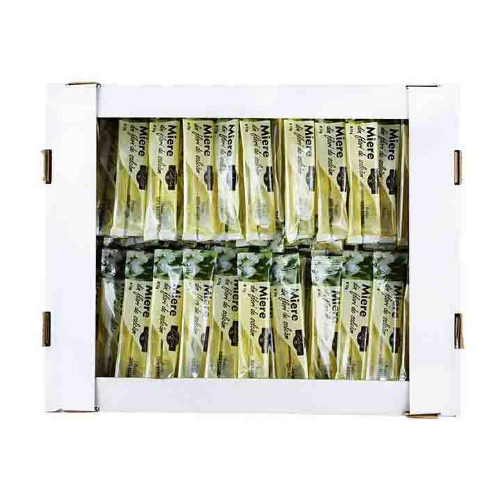 Miere de salcam Edesia plic 15g, 8 cutii x 200 buc/cutie