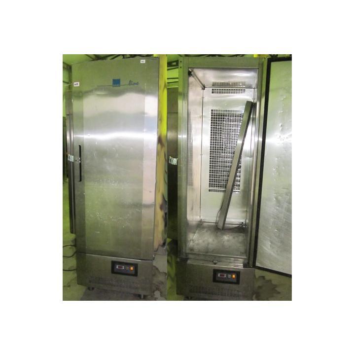 Congelator inox Bako Line cu 1 usa, second