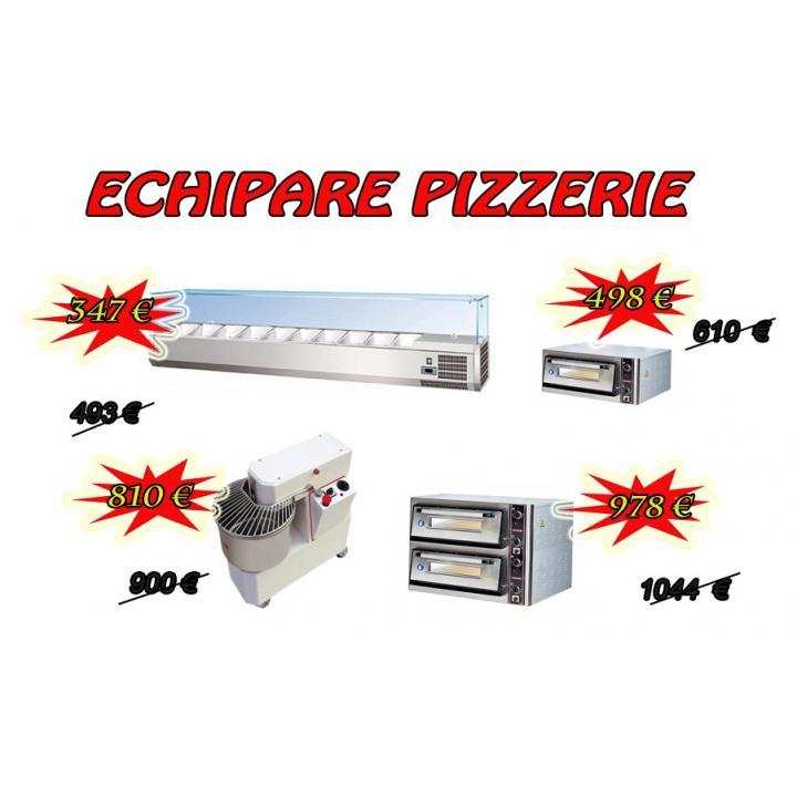 Utilaje echipare pizzerie