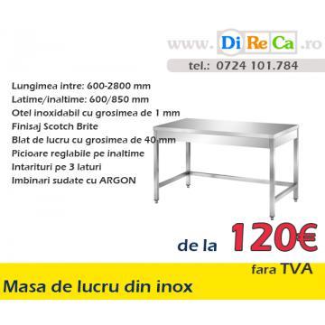 Masa inox ML10