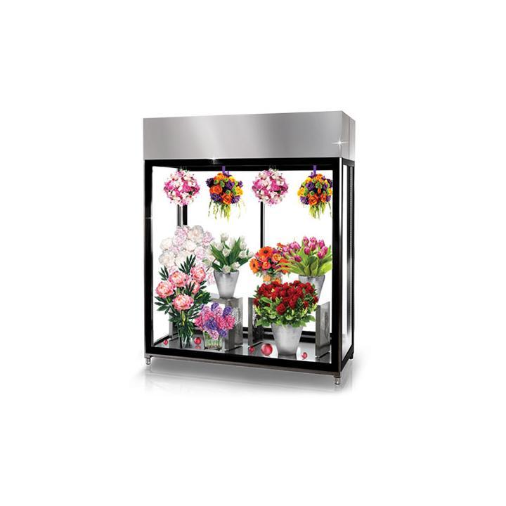 Vitrina pentru flori 1205 mm