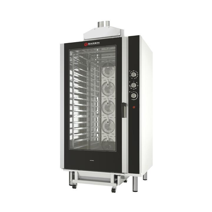 Utilaj profesional G Pro Bakery 16 Trolley mecanic cu gaz