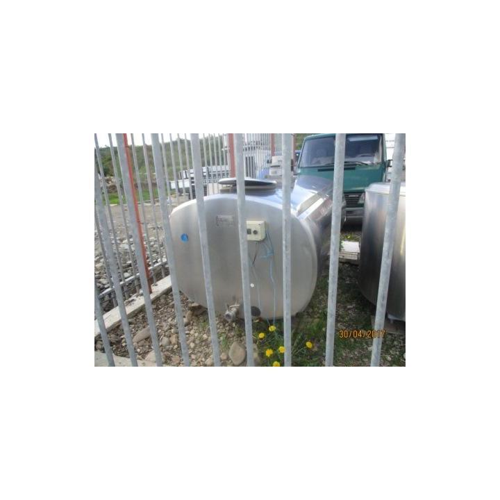 Racitor inox lapte Alfa Laval 1500 litri