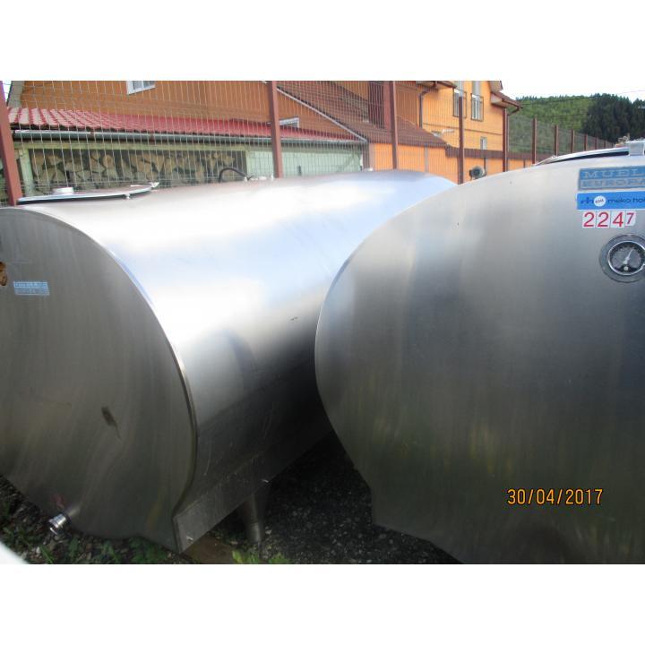 Racitor inox Mueller 4600 litri