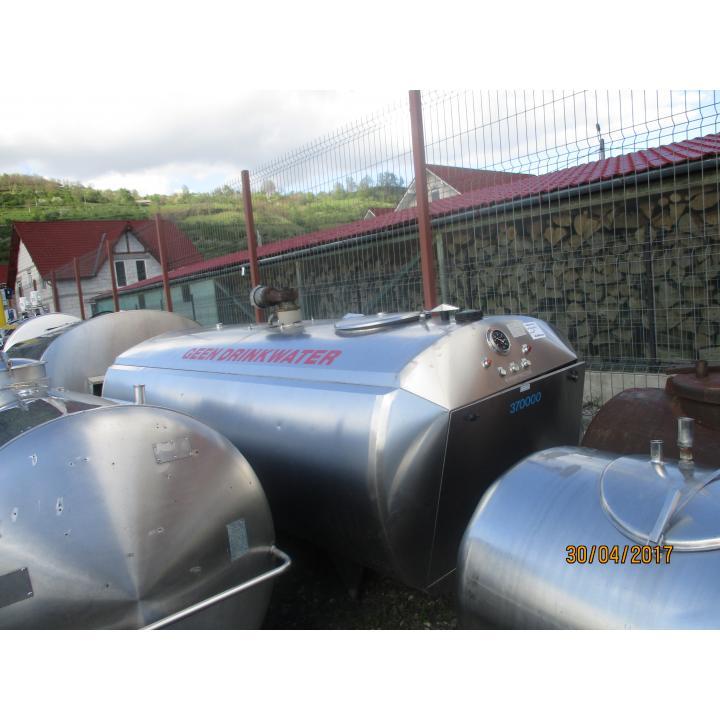 Racitoare lapte Alfa Laval 2000litri
