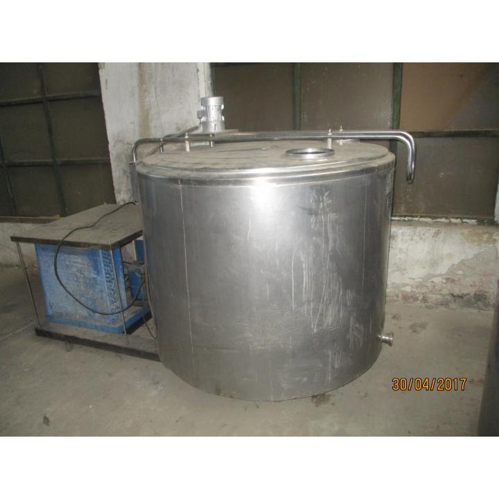 Racitor inox Stork 900 litri
