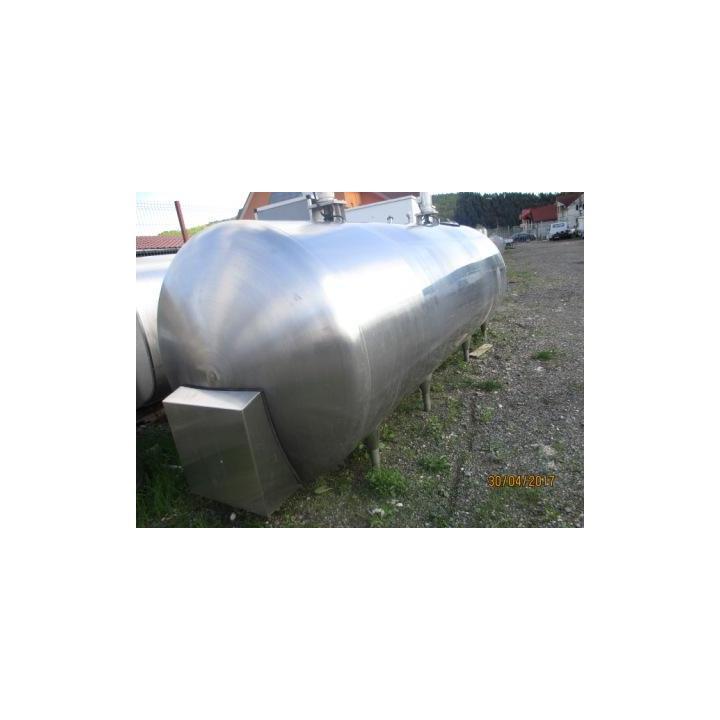 Racitor lapte inox IK 5300 litri