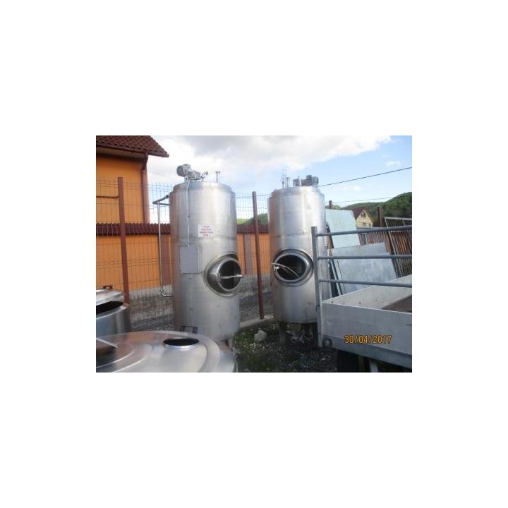 Vana pasteurizare lapte 1000 litri