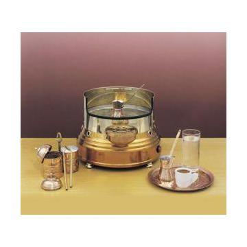 Aparat Cafea la nisip 3 ibrice EAK-81