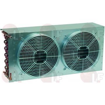 Condensator freon dublu