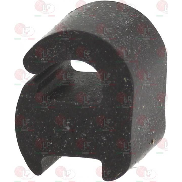 Picior in guma pentru gratar 9XH10 mm D313015