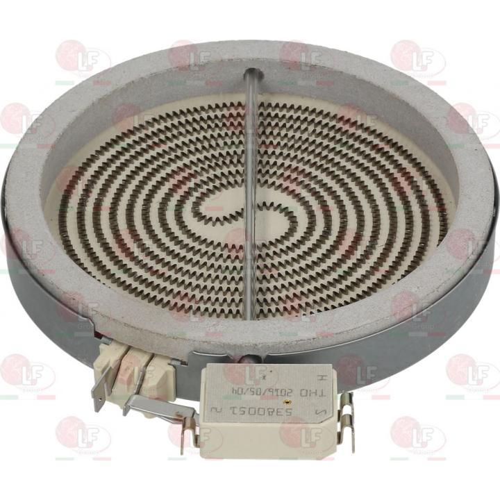 Plita electrica 1200W 230V Whirlpool D311001