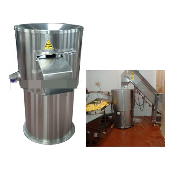 Linie productie cartofi congelati 500-1000 kg/ora
