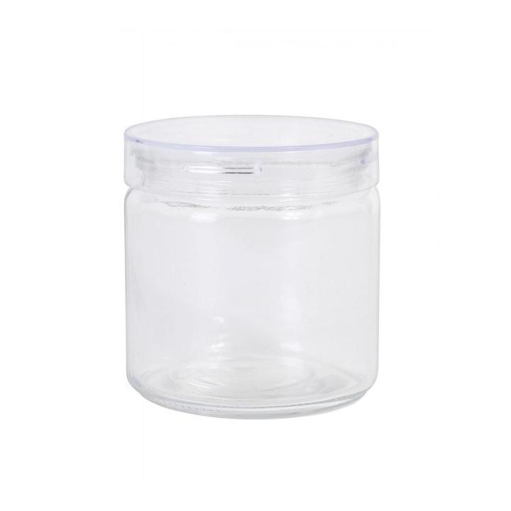 Pahar cu capac acrilic, 600 ml